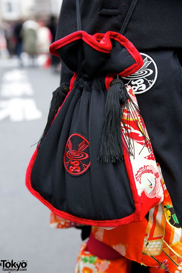 Takuya Angel Bag