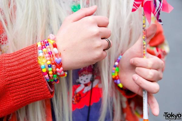 Colorful Candy Bracelets