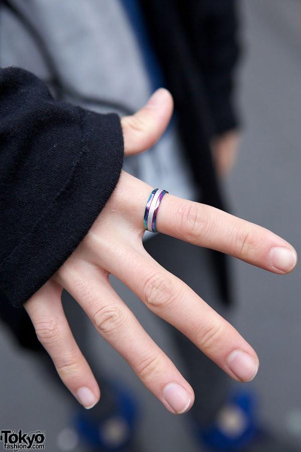 WEGO Harajuku Ring