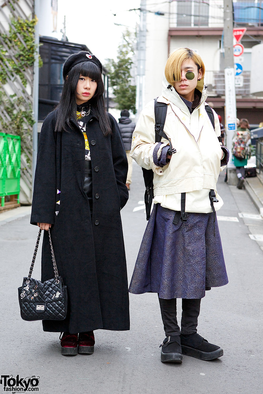Harajuku Girl & Harajuku Guy