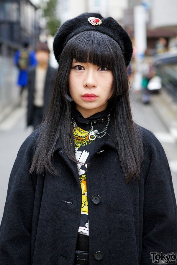 Kinji Harajuku Coat