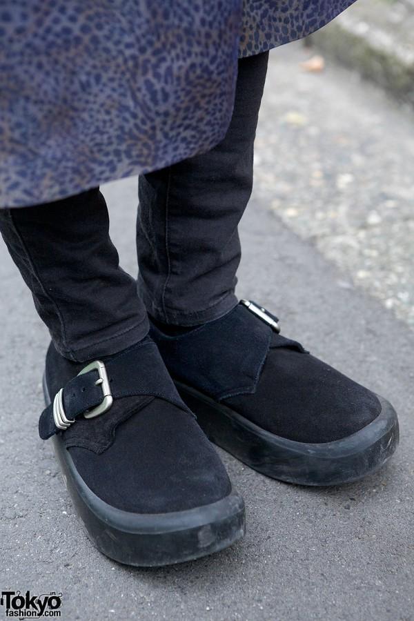 Tokyo Bopper Mens Shoes