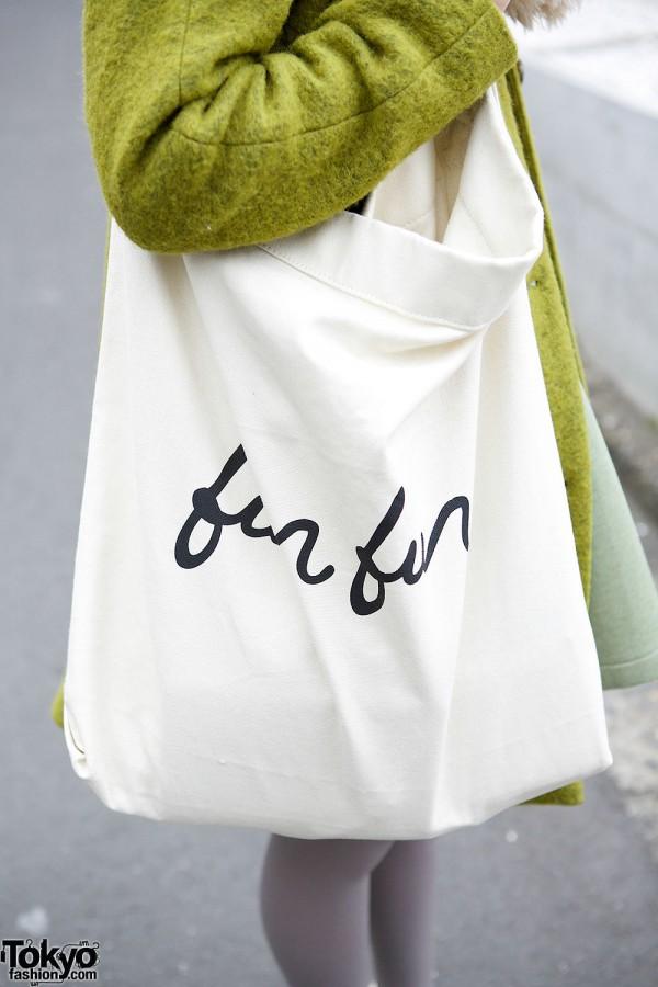 Fur Fur Bag