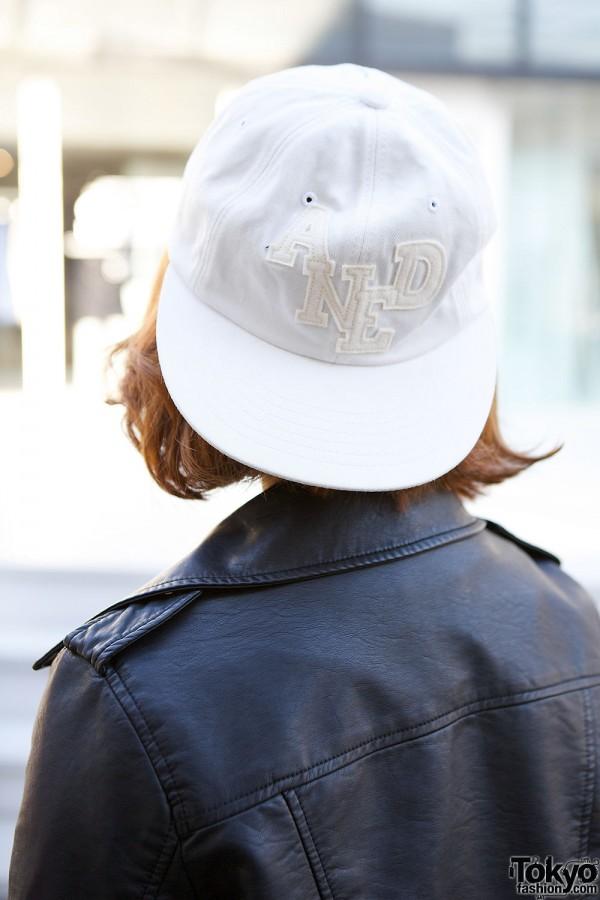 White Cap in Harajuku