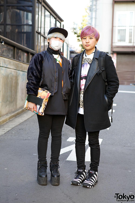 K-Pop Fans in Harajuku