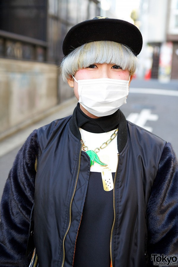 Bubbles Harajuku Jacket