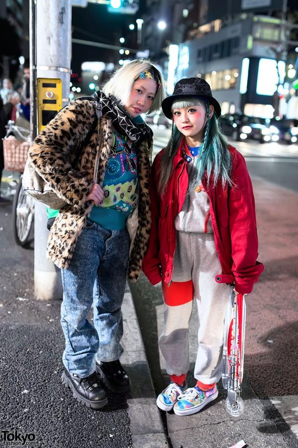 Spinns Harajuku Staffers