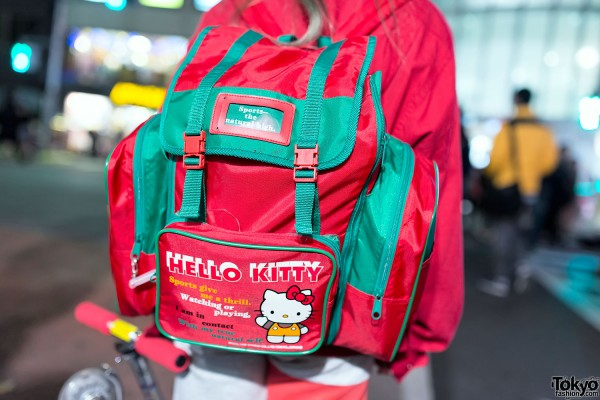 Resale Hello Kitty Backpack