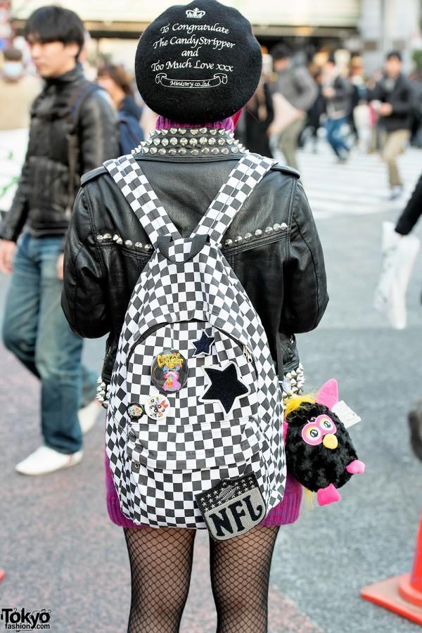 Spinns Backpack & Furby