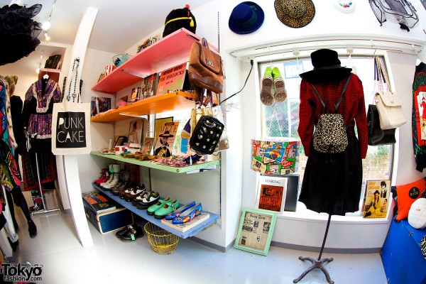 Punk Cake – 1980s & 1990s Vintage Fashion Boutique in Harajuku