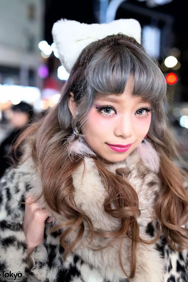 Pastel Hair & Large Hair Bow