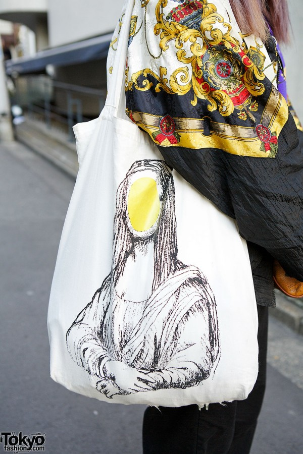 I am I Tote Bag