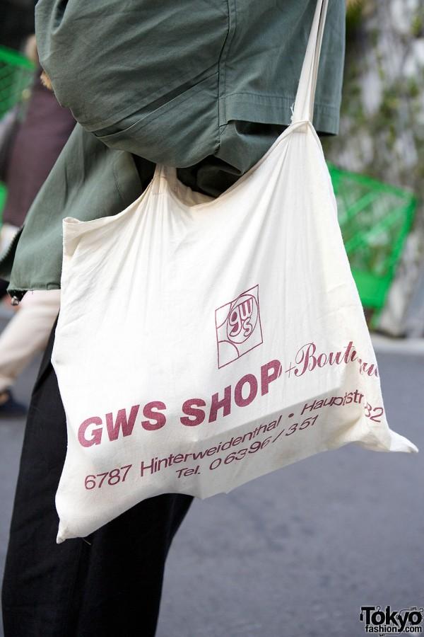 GSW Shop Tote
