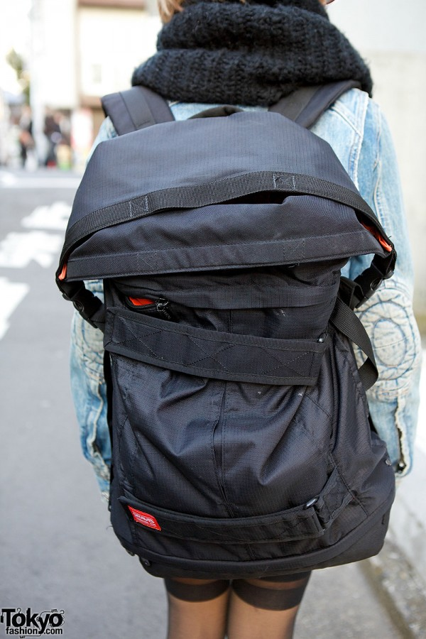 Oversized Gravis Backpack