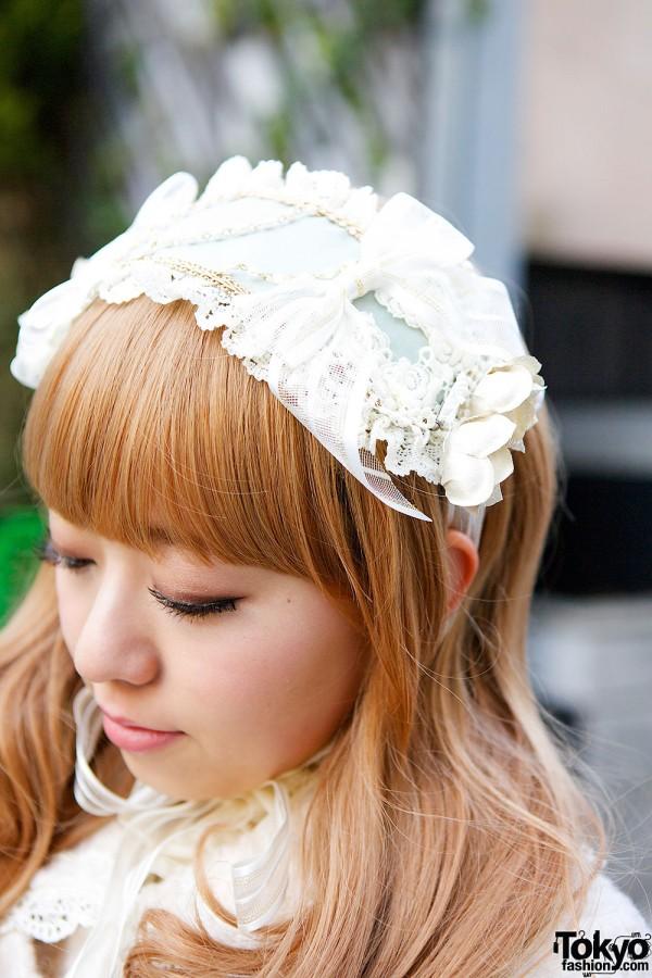 Lace Lolita Headpiece