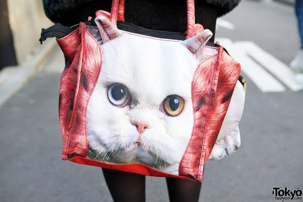 AHCAHCUM.muchacha Cat Bag
