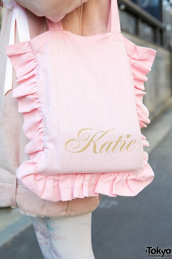 Katie Ruffled Bag