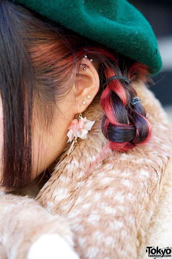 Bow Earrings & Studs