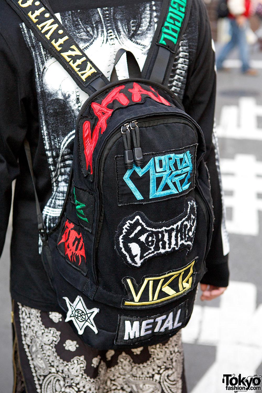 Ktz Backpack Tokyo Fashion News
