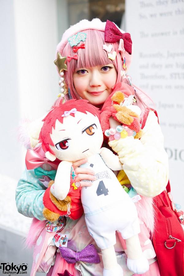 Decora Style & Kuroko no Basuke