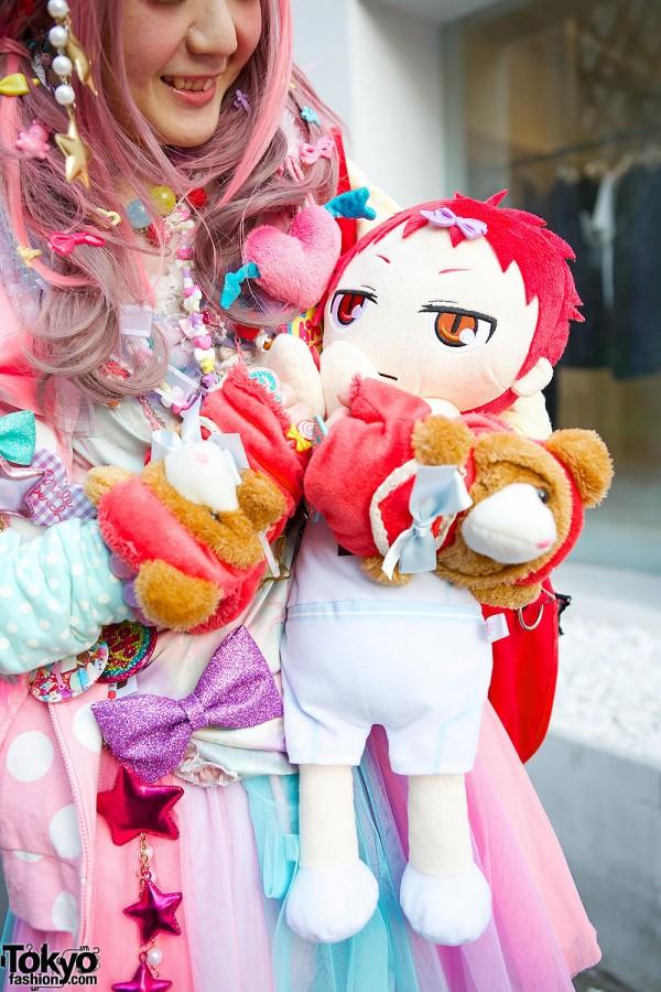 Kuroko's Basketball Doll