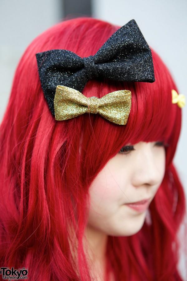 6%DOKIDOKI Hair Bows