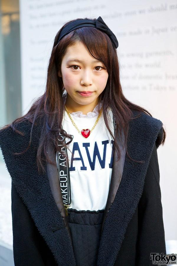 WEGO T-shirt & Jacket