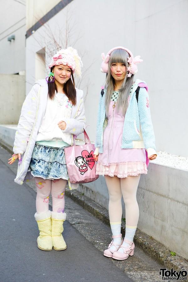 Pastel Harajuku Girls