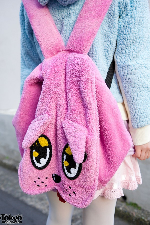 Galaxxxy Dog Backpack