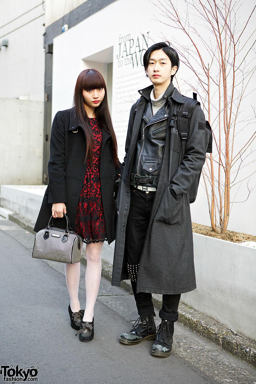 Asami Hida & Itoo in Harajuku