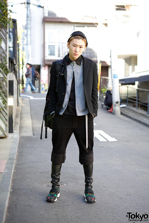 Junya Watanabe x Comme des Garcons & H&M