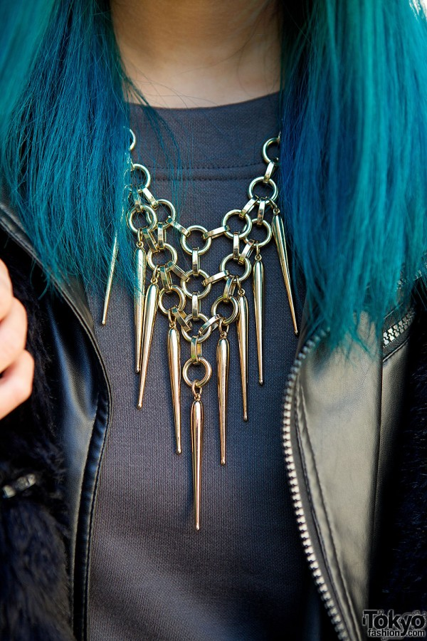 Forever21 Spike Necklace