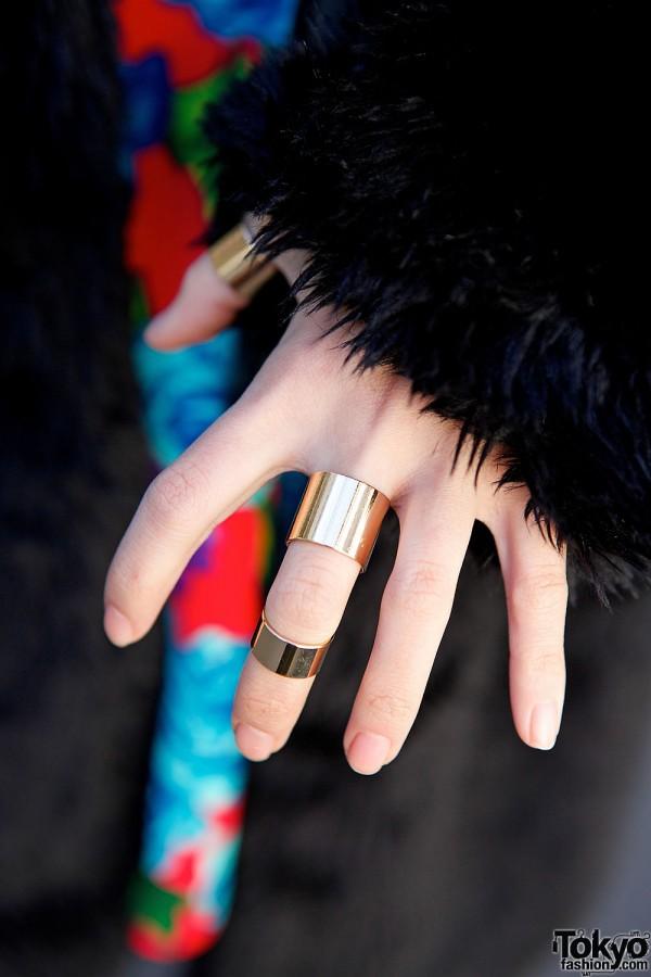 H&M Ring Set