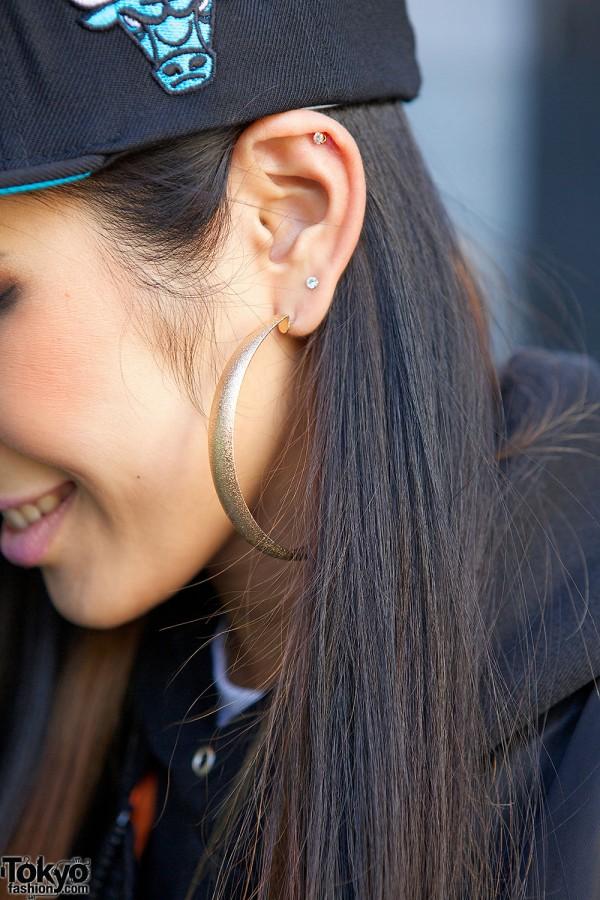 Advance Hoop Earrings