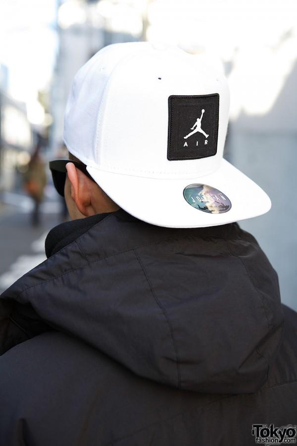 Air Jordan Cap – Tokyo Fashion News 422d392d859