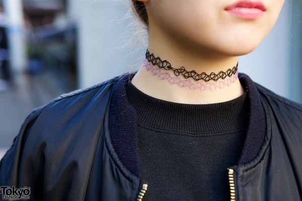 Tattoo Necklaces