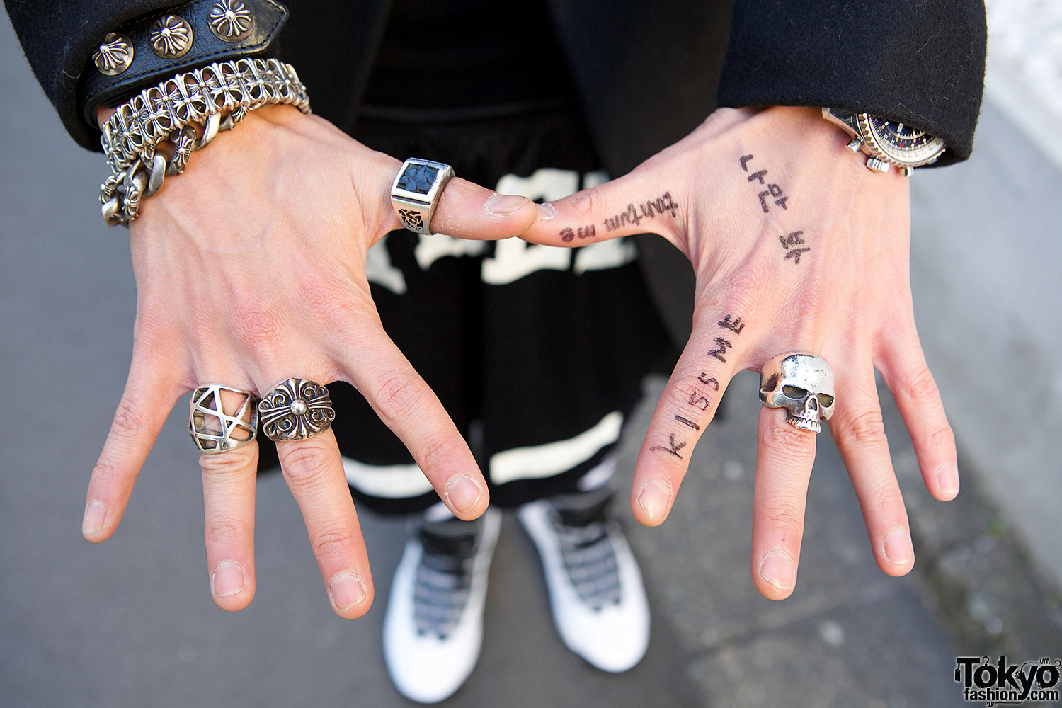 Chrome Hearts Rings Amp Bracelets Tokyo Fashion News