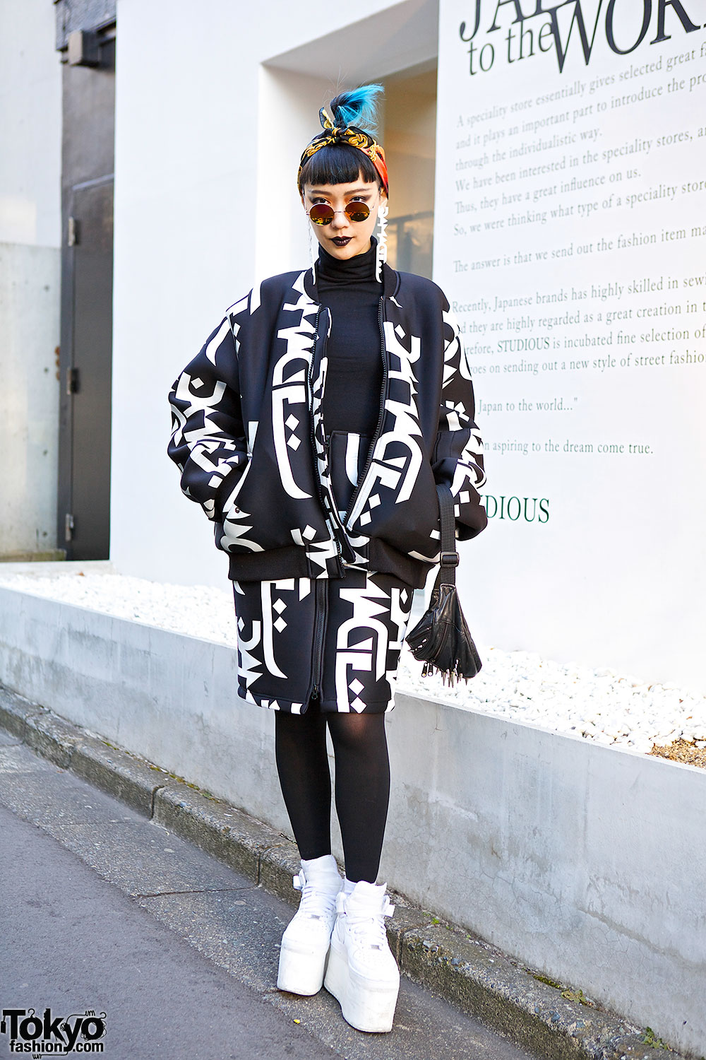 Streetstyle Harajuku Tokyo A Guide To Understanding Japanese Fashion Ix Daily