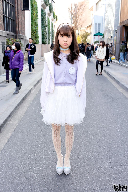 Pastel Fashion & Swankiss Skirt