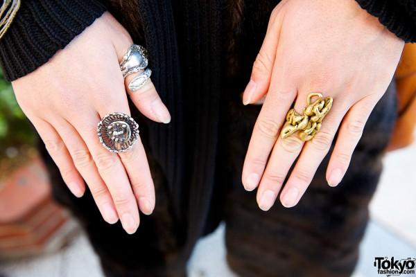 Qosmos Rings