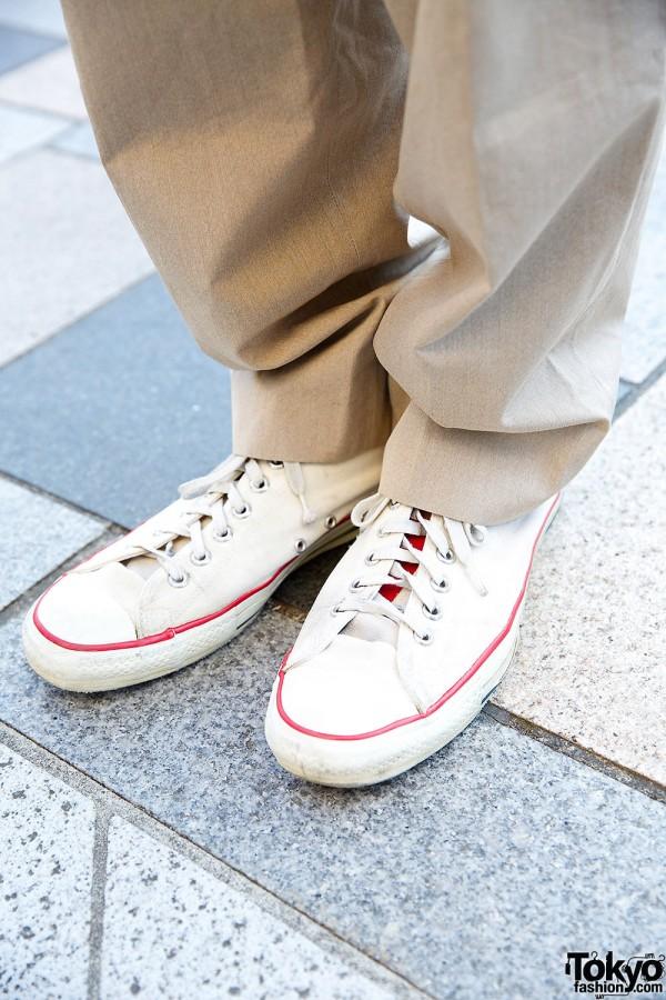 Resale Canvas Sneakers