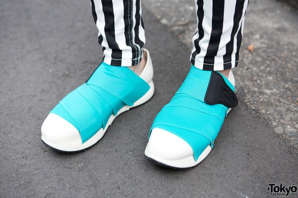 Fessura Mummy Shoes