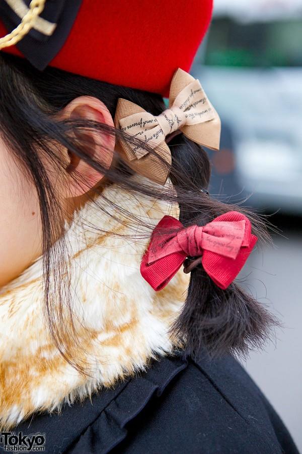 Harajuku Hair Bows