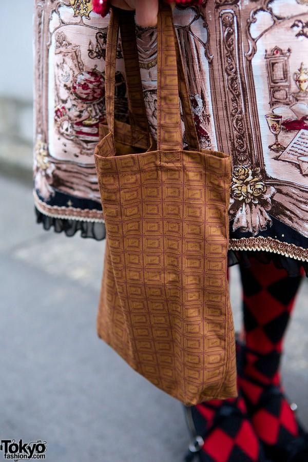 Q-Pot Tote Bag