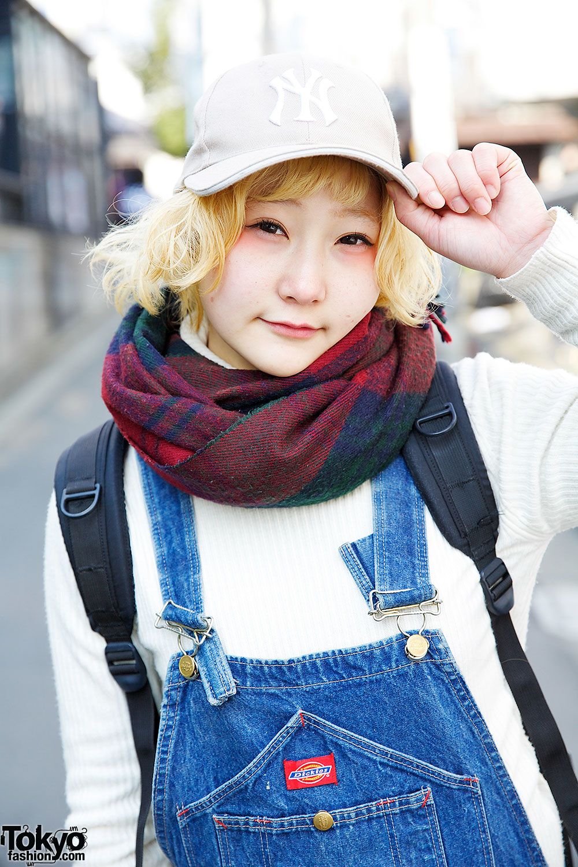 Denim Overalls Tokyo Fashion News