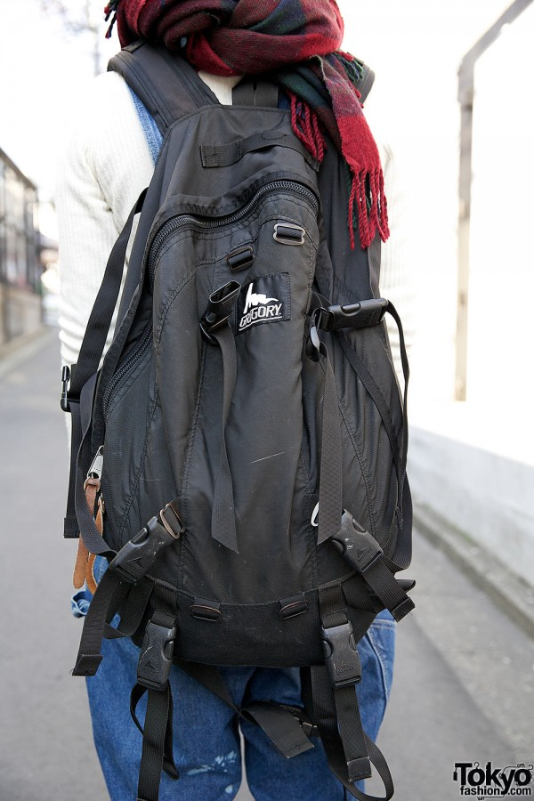 Gregory Backpack