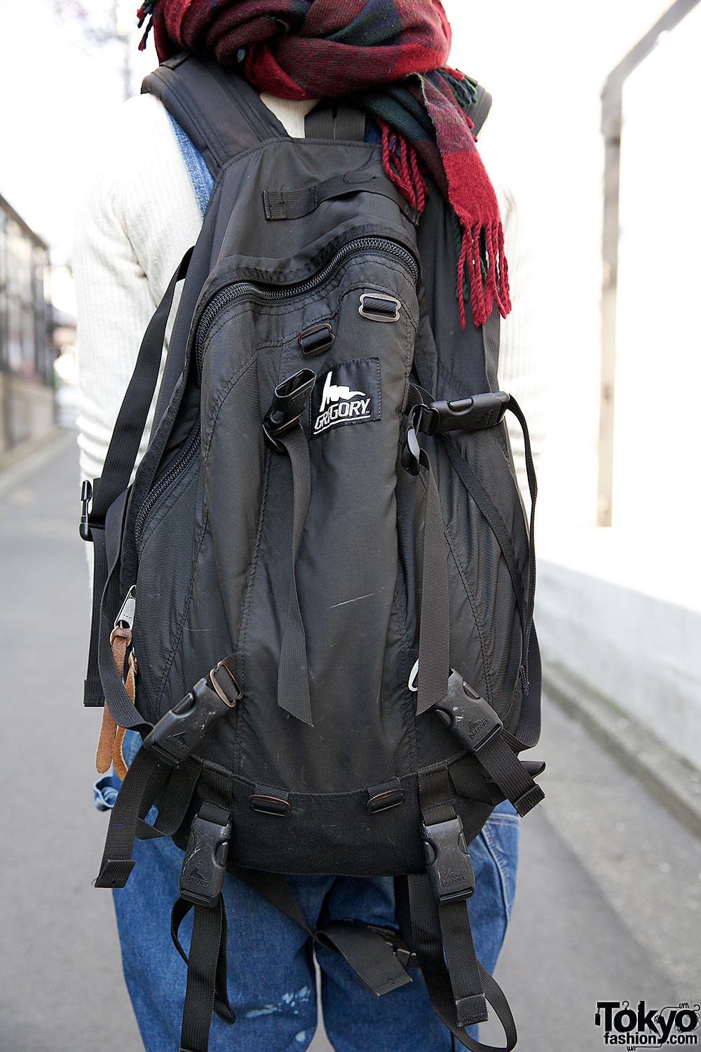 Gregory Backpack Tokyo Fashion News