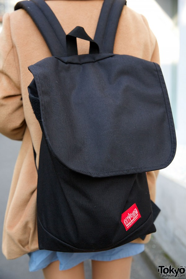 Manhattan Portage Backpack