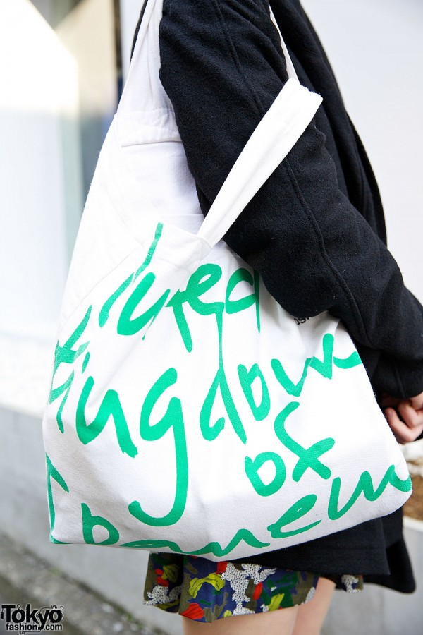 Osklen Tote Bag