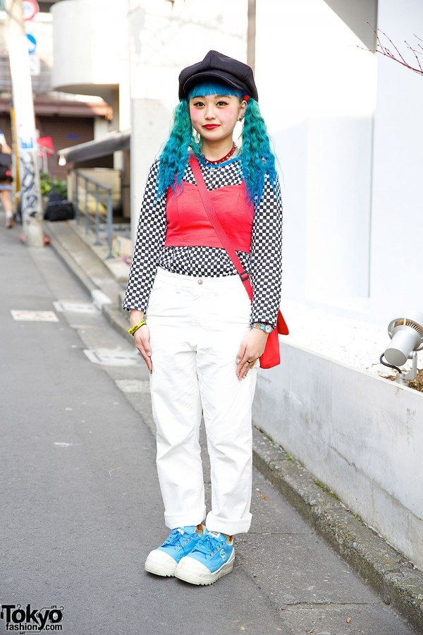 Spinns & Resale Outfit in Harajuku